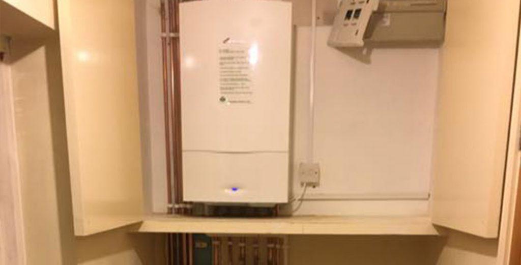 Combi Boiler Upgrade