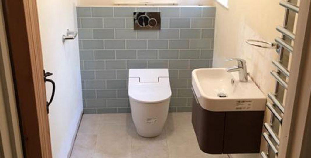 Cloak Room Toilet