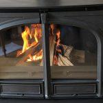 Log Burner Install